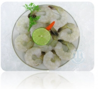 Raw PTO Vannamei Shrimp