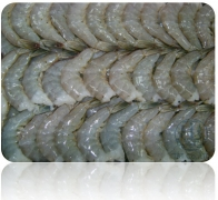 Raw HLSO Vannamei Shrimp